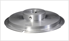 Custom Manufacturing of Aluminum Timing Ring for the Aerospace Industry