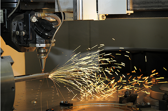 Multi-axis Laser Cutting-Brazil, Indiana-J